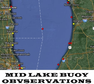 buoy observations